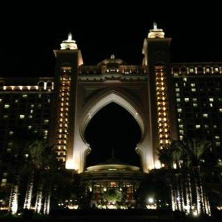 Atlantis, The Palm: Atlantis by Night