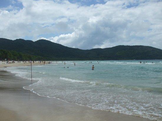 Lopes Mendes Beach: uma parte da praia