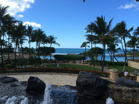 Marriott Ko Olina Beach Club: Pool/Beach Area