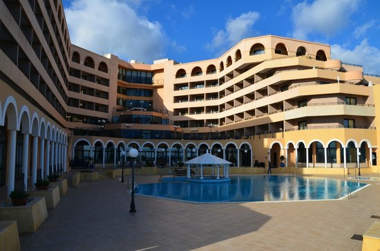 Radisson Blu Resort, Malta St Julian's: Hotel