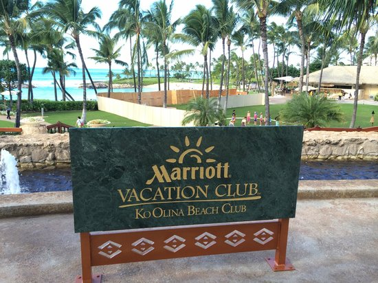 Marriott Ko Olina Beach Club: Marriott Ko'Olina Beach Club