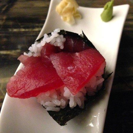 Machiya Modern Japanese: Tuna Hand Roll