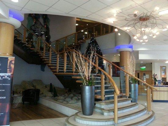 Bolton Whites Hotel: Reception area