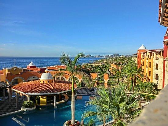 Hacienda Encantada Resort & Residences: View from balcony