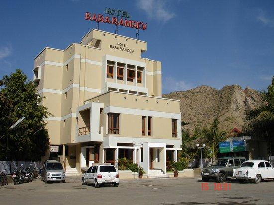Baba Ramdev Restaurant: OVERVEIW OF HOTEL