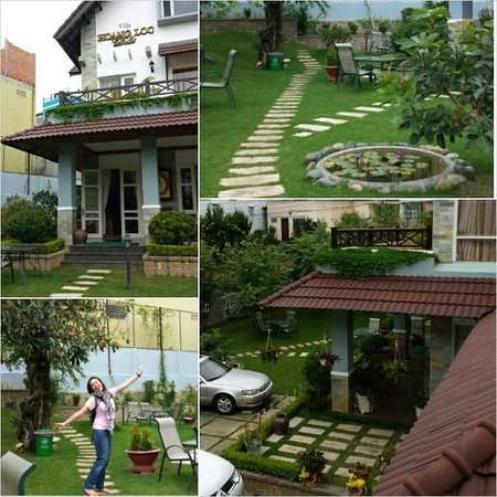 Hoang Loc Villa Hotel : A little paradise on the side of town!