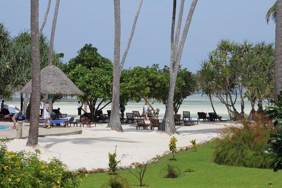Neptune Pwani Beach Resort & Spa: View from 451