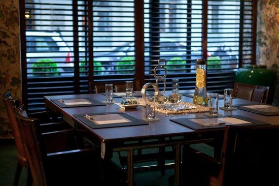 Bar Chinois : Meetings downtown Paris