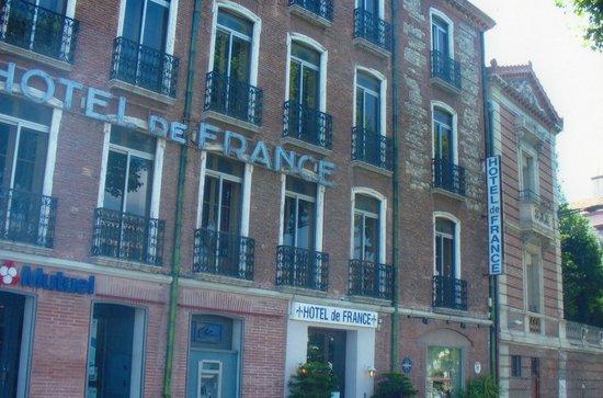Hotel de France : Good Location