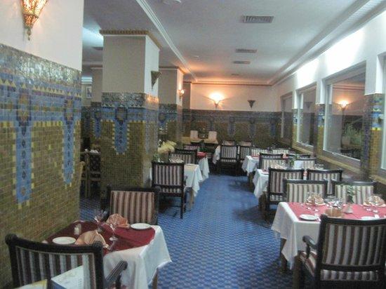 Hotel Transatlantique Meknes: SALLE  A MANGER