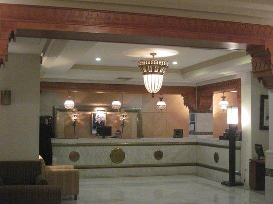 Hotel Transatlantique Meknes: ACCUEIL