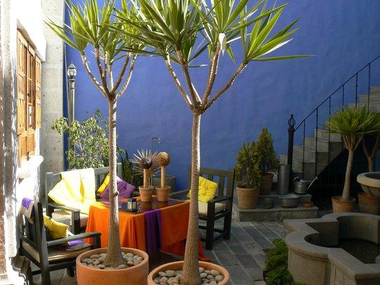 Azul Colonial Inn: hotel