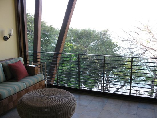 Four Seasons Resort Costa Rica at Peninsula Papagayo: deck view