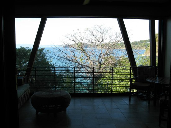 Four Seasons Resort Costa Rica at Peninsula Papagayo: view from patio