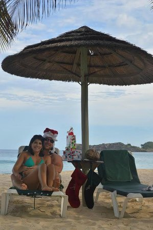 Galley Bay Resort : Merry Christmas!