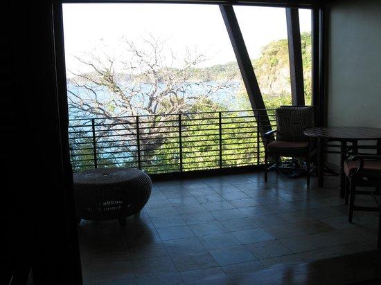 Four Seasons Resort Costa Rica at Peninsula Papagayo: view from patio