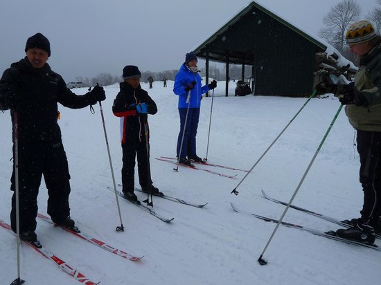 Vermontology Guided Day Tours: Cross Country Skiing- Vermont Tours