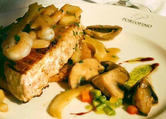 Portofino Restaurant: Pescados y Mariscos
