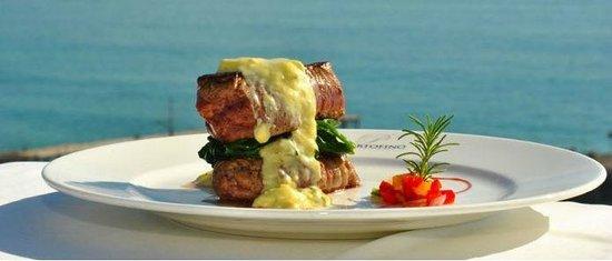 Portofino: Carnes