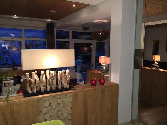 Hotel Fliana: Dining Room