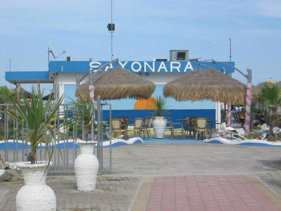 ingresso - Picture of Bagno Sayonara, Lido degli Estensi - TripAdvisor