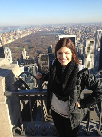 Show Me Tours: 850 feet above NYC - Top of the Rock