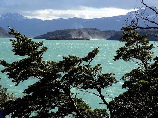 Torres del Paine National Park: Pehoé Lake