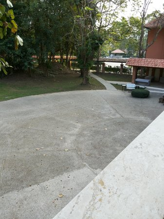 Balios Resort Khaoyai: The balcon view