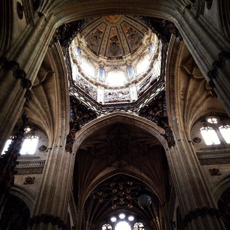 Old Cathedral (Catedral Vieja) : Parte interna