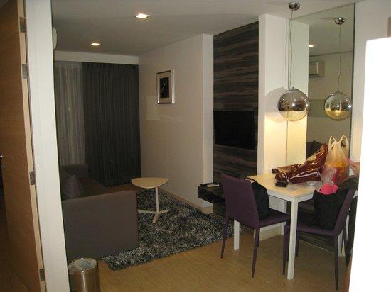 Arize Hotel Sukhumvit: Room