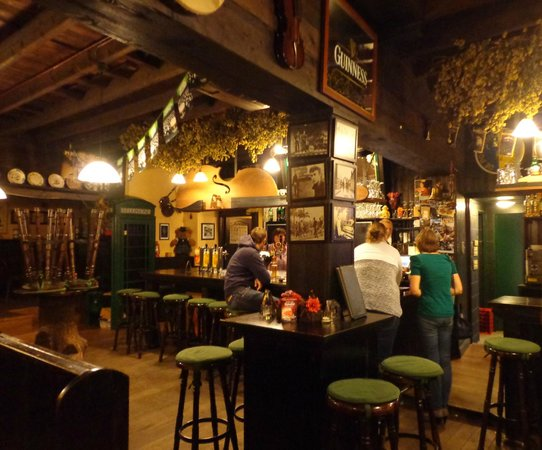 Irish Pub Amp Restaurant The Old Fiddler Poperinge