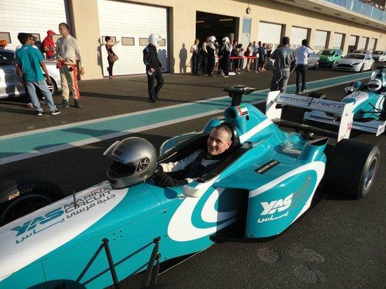 Yas Marina Circuit: F3000