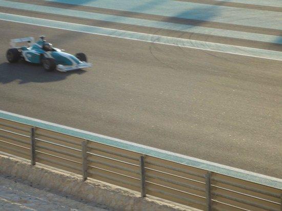 "Yas Marina Circuit: Formula 3000 ""in action"""