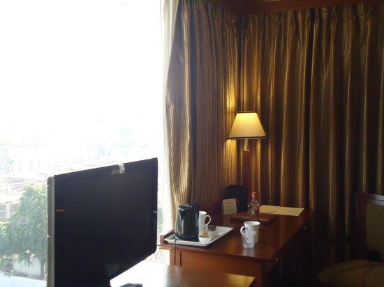 Park Prime Hotel Jaipur: corner room