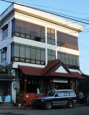 fachada del hotel picture of princess hotel kyaing tong kengtung rh tripadvisor com