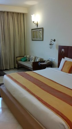 The Gateway Hotel, Agra: room