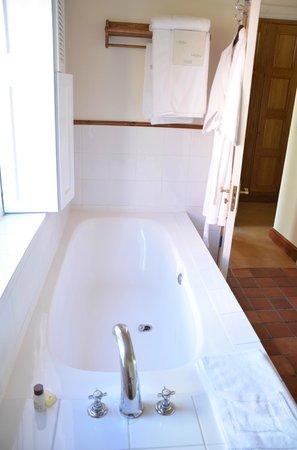 Spier Hotel : bath
