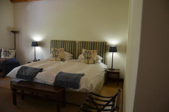 Spier Hotel : bed