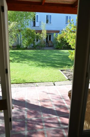 Spier Hotel : View from room