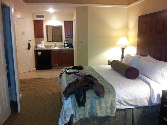 Lofted Suite King Bed Picture Of Marriott S Grande Vista Orlando Tripadvisor