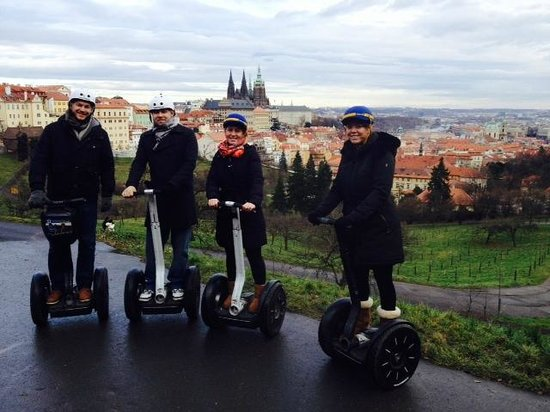 Segway Experience Tours & Rents: Prague Tour