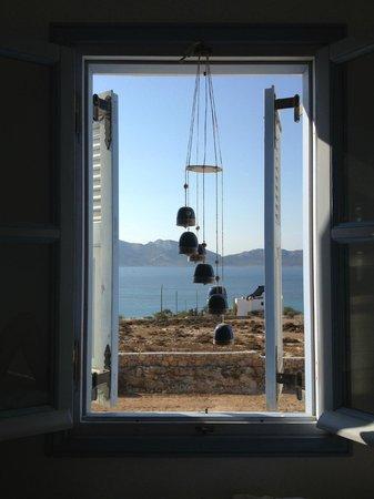 Thalasso: Dettaglio camera Glaronissi