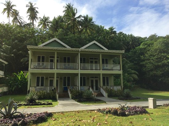 Rosalie Bay Resort: Junior suites