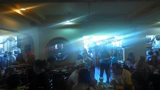 Juanitos Restaurant and Cybercafe: Juanitos en Desayuno