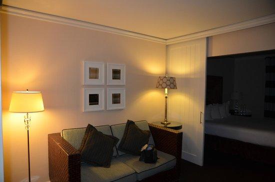 Kimpton Solamar Hotel : Virtuoso suite # 1017