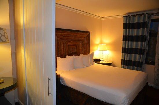 Kimpton Solamar Hotel: Virtuoso suite # 1017