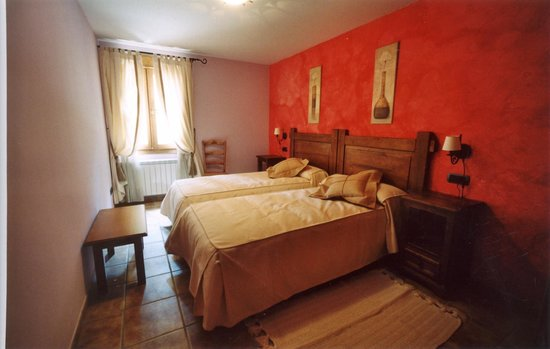 Apartamentos Casa Rivera: dormitorio apartamento de 3 habitaciones