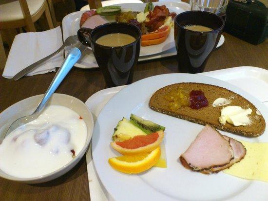 Hotel Vanilla: Breakfast @ Vanilla cafe