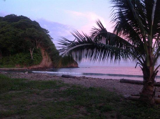 Parque Nacional Curú: Sonnenaufgang über Playa Curú