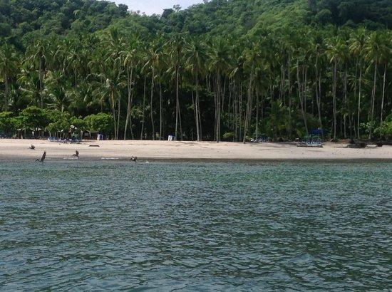 Parque Nacional Curu : Isla Curú